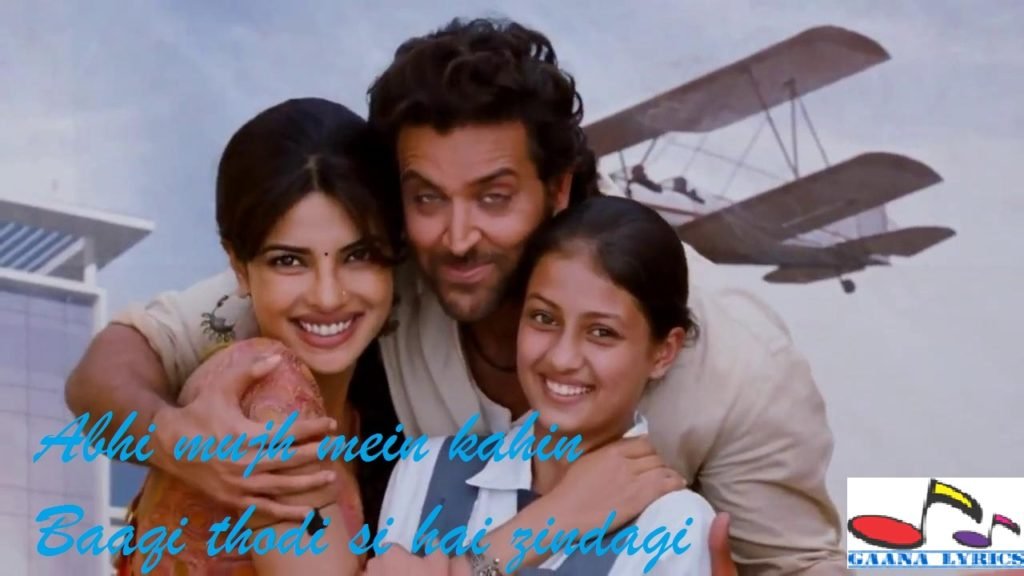 Abhi Mujh Mein Kahin Lyrics in Hindi | अभी मुझ में कहीं – Sonu Nigam