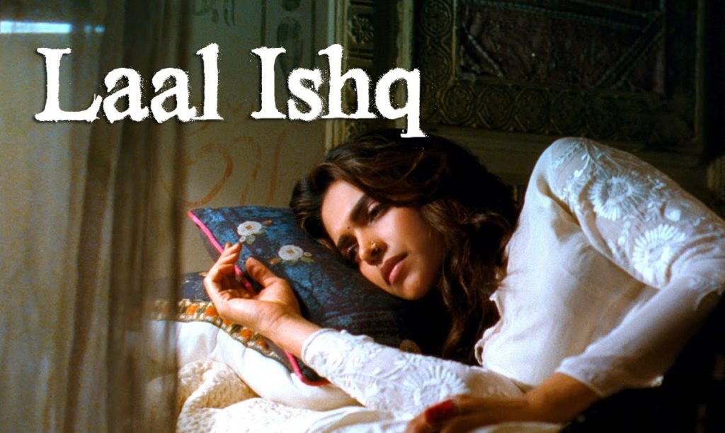 laal Ishq lyrics