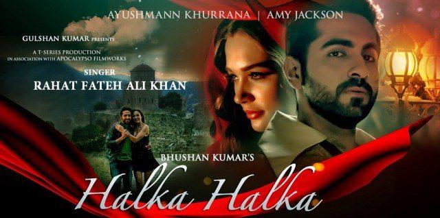 Halka Halka Suroor Hai Lyrics – Rahat Fateh Ali Khan | Ayushmann