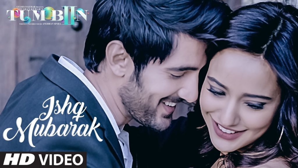 Ishq Mubarak Ho Hindi Lyrics | Tum Bin 2 | Arijit Singh