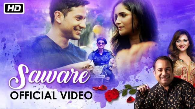 saware lyrics in hindi