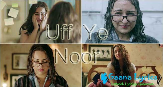 uff ye noor lyrics