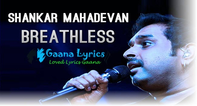 Breathless song Lyrics in hindi